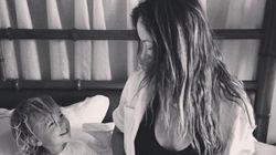 Olivia Wilde annonce qu'elle est enceinte avec la plus mignonne des photos