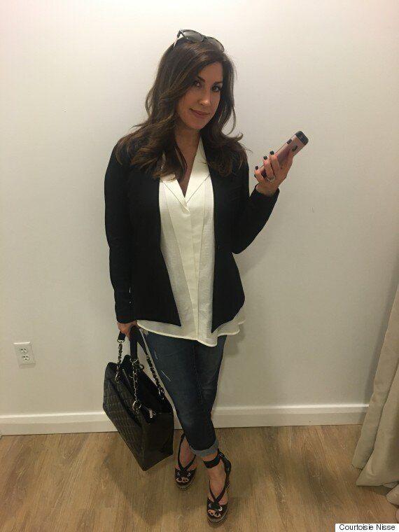 La marque québécoise de mode Nisse collabore avec la star de la télé Jacqueline
