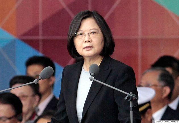 Trump a parlé avec la présidente de Taïwan et risque la colère de