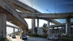 Infrastructures routières: de grosses sommes pour