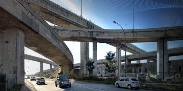 Infrastructures routières: Québec investira 4,6 milliards de dollars sur deux