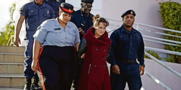 Karine Gagné demeure détenue aux Bahamas jusqu'à sa prochaine
