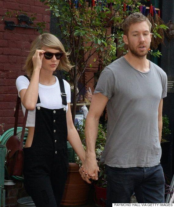 Rumeurs de rupture pour Taylor Swift et Calvin