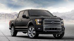 Les 10 véhicules les plus vendus au Canada cette