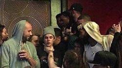 Cette photo de Justin Bieber est digne d'un tableau de la