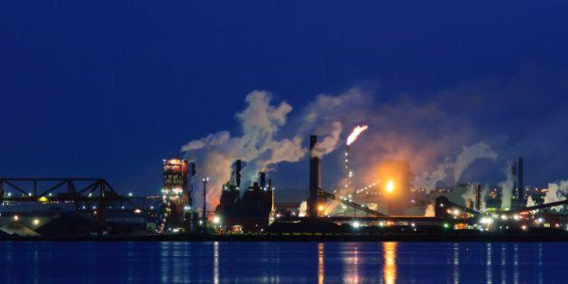 Steel Plant, Hamilton, Ontario,