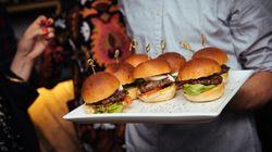 Bulles et hamburger : un premier concept du genre à