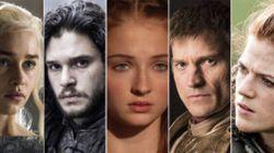 Deux stars de «Game of Thrones» ont officialisé leur