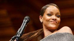 Honorée à Harvard: Rihanna a craqué pour ce petit