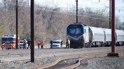 Un train déraille près de Philadelphie : deux morts