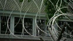 Les prisonniers norvégiens exilés, faute de