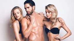 Maxim Bouchard : de plongeur olympique à mannequin ultra