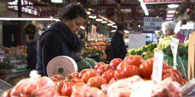 Un projet communautaire vise à réduire le gaspillage alimentaire au marché