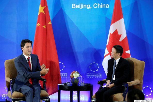 Le Canada et la Chine coopèrent contre le trafic de