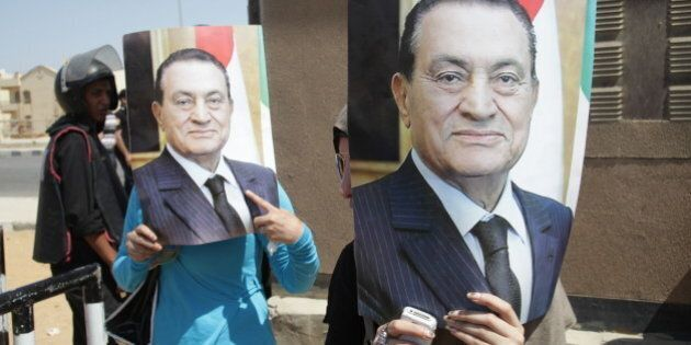 [UNVERIFIED CONTENT] 2012/06/02 -Cairo-Egypt- Ex-president Hosni Moubarak was sentenced to life in jail...