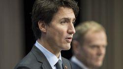 Justin Trudeau n'est «plus du tout associé» à la fondation