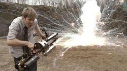 Ce YouTubeur s'est fabriqué une arme de super-méchant