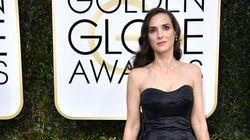 Golden Globes: du noir et des touches de couleur sur le tapis