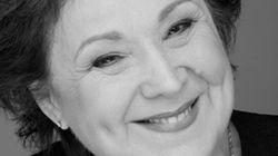 Les artistes saluent Rita Lafontaine au Théâtre du Rideau Vert