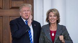 Trump nomme deux femmes au sein de son