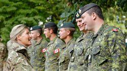 Dix-huit militaires canadiens se sont suicidés en