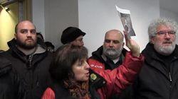 Dégustation de plats en CHSLD : un «show», dénonce les syndicats