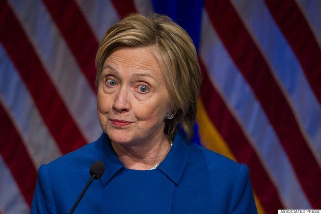 Clinton devance Trump de 2 millions de voix à la