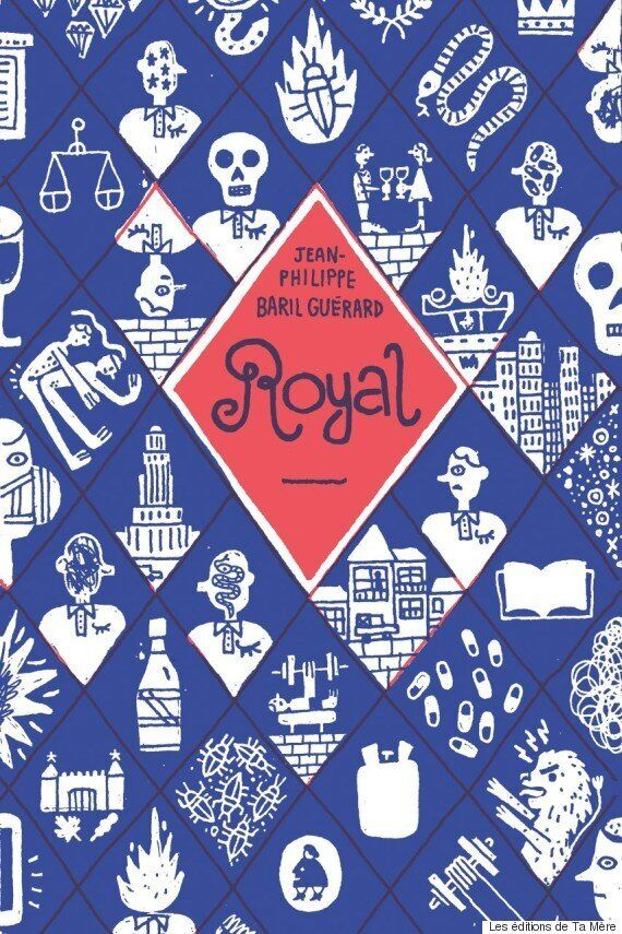 «Royal» de Jean-Philippe Baril Guérard: étudier en droit, performer ou mourir