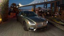 Lincoln Continental 2017: le nouveau sanctuaire sur