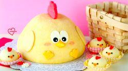 Ces gâteaux sont bien trop mignons pour être