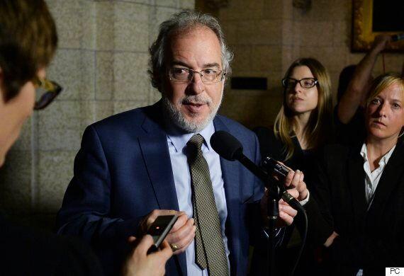 Bloc québécois : le chef par intérim Rhéal Fortin mis au pied du mur par deux de ses députés