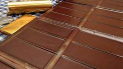 Une barre de chocolat ontarienne remporte une médaille d'or