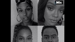 Des artistes dénoncent la violence policière commise contre les Noirs aux États-Unis
