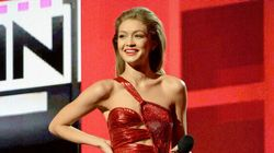 Gigi Hadid reine glamour et époustouflante des American Music Awards
