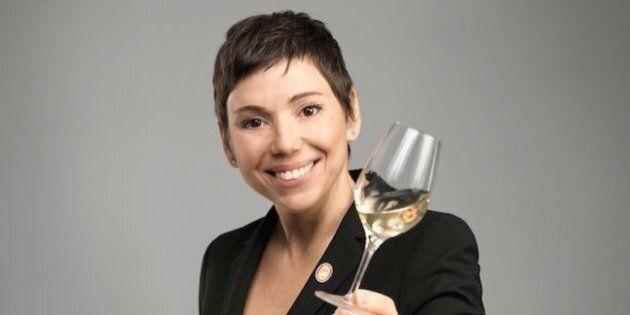 Élyse Lambert convoite le titre de meilleure sommelière au monde à