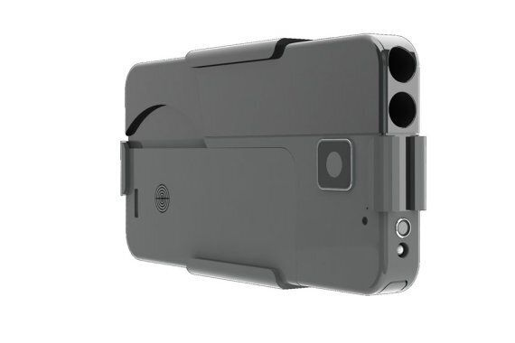 L'arme dissimulée idéale: ce «fusil-téléphone intelligent» coûte moins cher qu'un