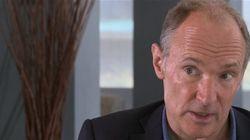 Tim Berners-Lee, le père du web, se méfie des géants d'Internet
