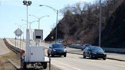 Mise en service de 15 nouveaux radars photo au