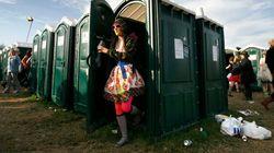 4 conseils pour survivre aux toilettes d'un