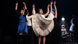 «Les Franglaises» : un délire musical et théâtral