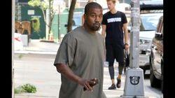 Kanye West quitte
