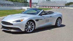 Essai routier Aston Martin Vanquish Volante 2016 : l'exotique civilisée