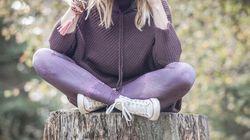 Des pantalons de yoga totalement écologiques et faits ici, c'est possible!