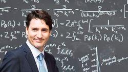 Trudeau répond «assez bien» à une question de physique