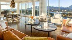 Ce penthouse de Vancouver est le plus cher au