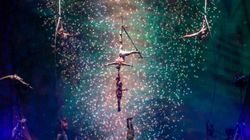HB2: Le Cirque du Soleil annule ses spectacles en Caroline du