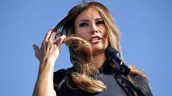 Melania Trump: de top-modèle à première dame des