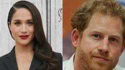 Kensington Palace confirme que le prince Harry et Meghan Markle sont en