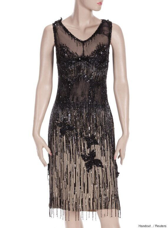 La célèbre robe à strass de Marilyn Monroe dans « Certains l'aiment chaud» aux