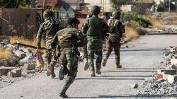 Les forces kurdes poussent aux portes de